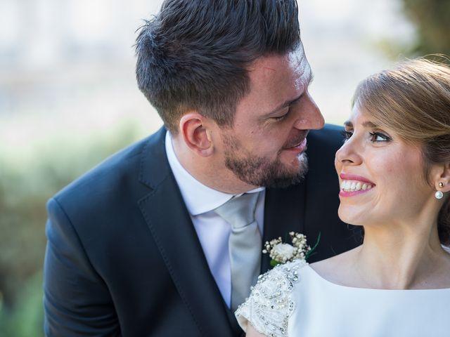 La boda de Pavol y Nuria en Madrid, Madrid 2