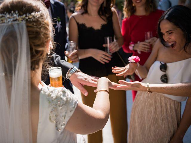 La boda de Pavol y Nuria en Madrid, Madrid 163