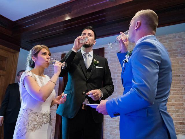 La boda de Pavol y Nuria en Madrid, Madrid 171