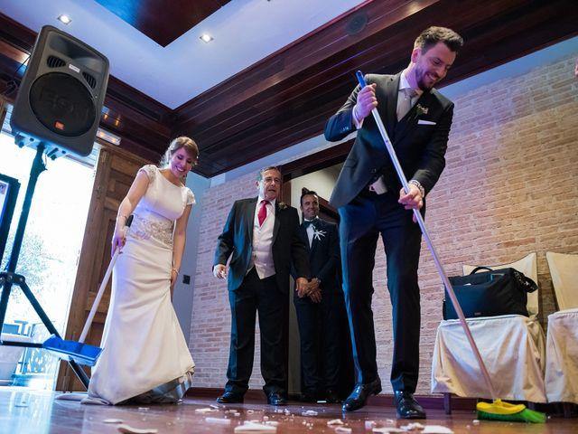 La boda de Pavol y Nuria en Madrid, Madrid 173