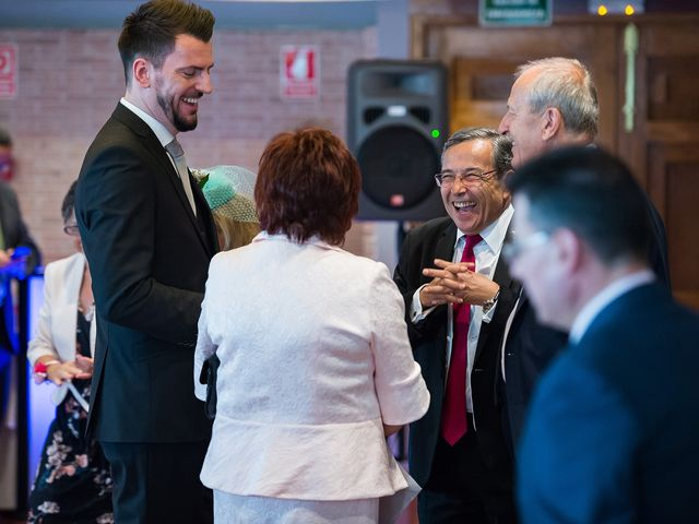 La boda de Pavol y Nuria en Madrid, Madrid 178
