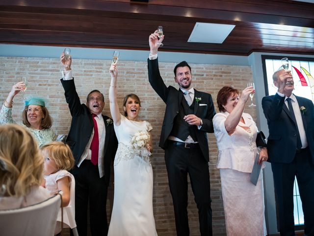 La boda de Pavol y Nuria en Madrid, Madrid 180
