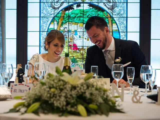 La boda de Pavol y Nuria en Madrid, Madrid 195
