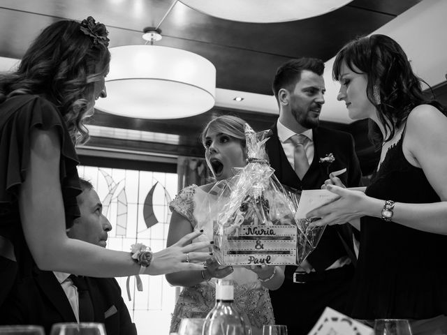La boda de Pavol y Nuria en Madrid, Madrid 201