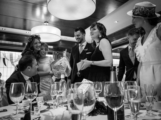 La boda de Pavol y Nuria en Madrid, Madrid 202
