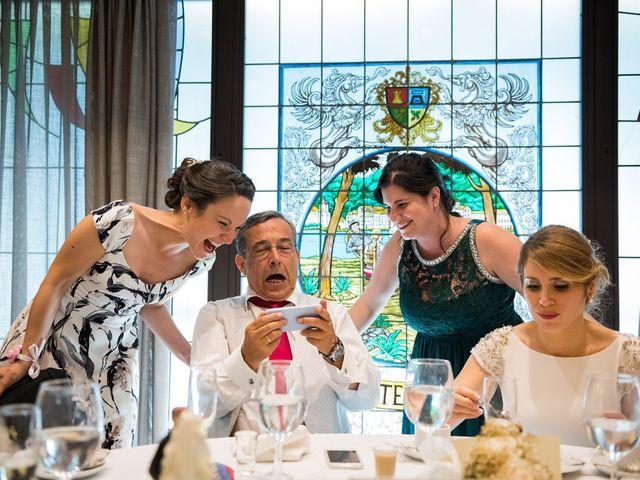 La boda de Pavol y Nuria en Madrid, Madrid 205