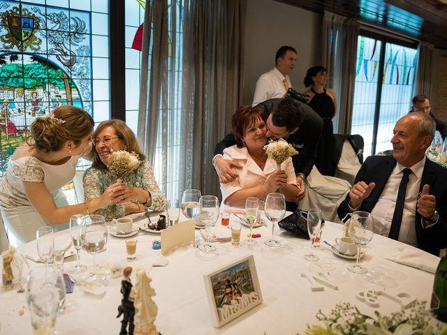 La boda de Pavol y Nuria en Madrid, Madrid 209