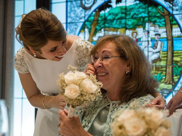La boda de Pavol y Nuria en Madrid, Madrid 211