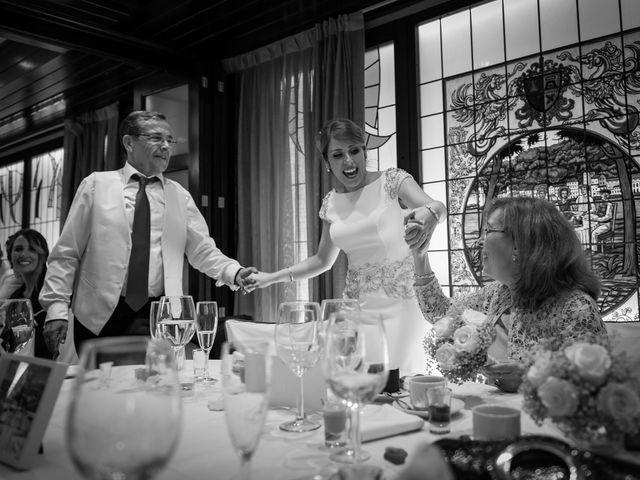 La boda de Pavol y Nuria en Madrid, Madrid 212