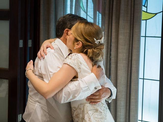La boda de Pavol y Nuria en Madrid, Madrid 213