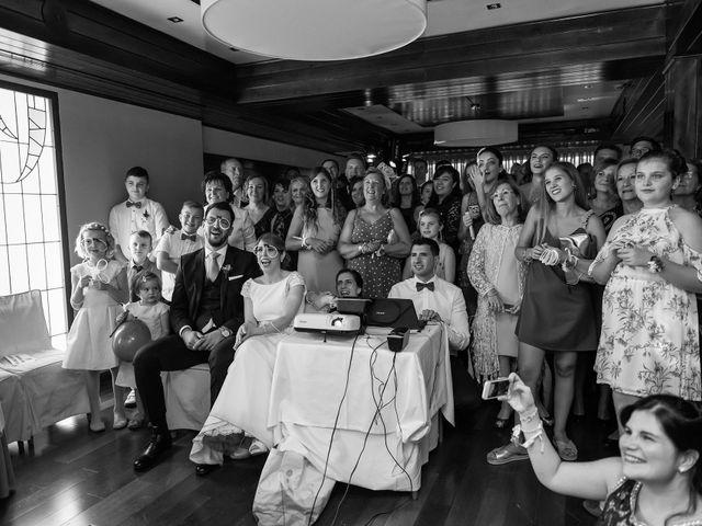 La boda de Pavol y Nuria en Madrid, Madrid 223