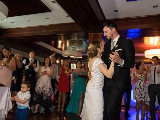 La boda de Pavol y Nuria en Madrid, Madrid 224