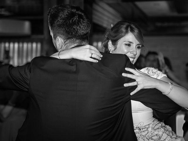 La boda de Pavol y Nuria en Madrid, Madrid 225