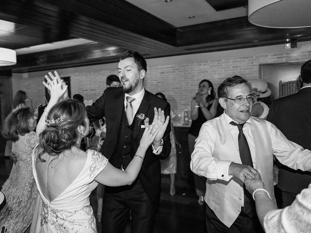 La boda de Pavol y Nuria en Madrid, Madrid 227