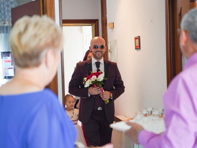 La boda de Florin Bogdan y Alina en Madrid, Madrid 1