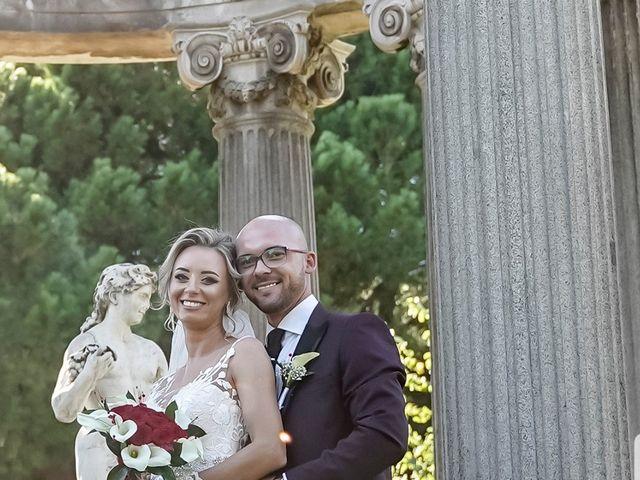 La boda de Florin Bogdan y Alina en Madrid, Madrid 10