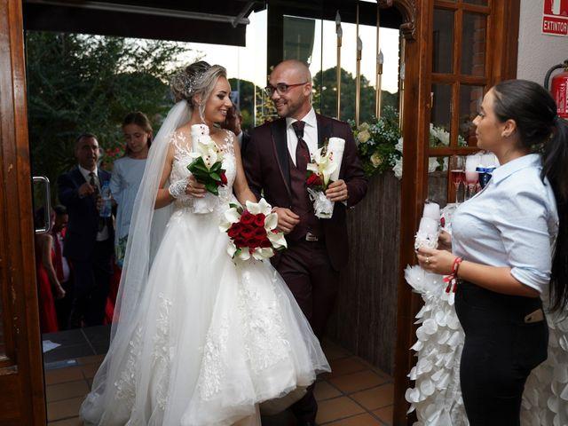 La boda de Florin Bogdan y Alina en Madrid, Madrid 15