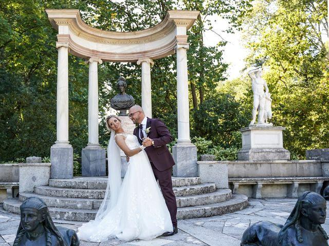 La boda de Florin Bogdan y Alina en Madrid, Madrid 16