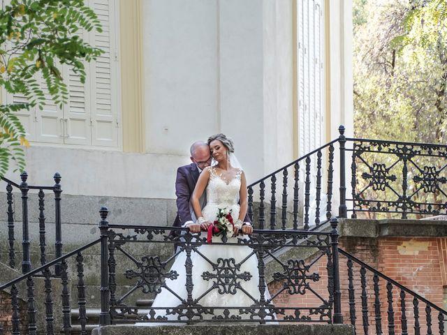 La boda de Florin Bogdan y Alina en Madrid, Madrid 17