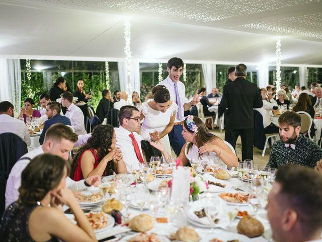 La boda de Pedro y Marta en Oleiros, A Coruña 90