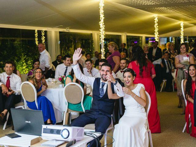 La boda de Pedro y Marta en Oleiros, A Coruña 95