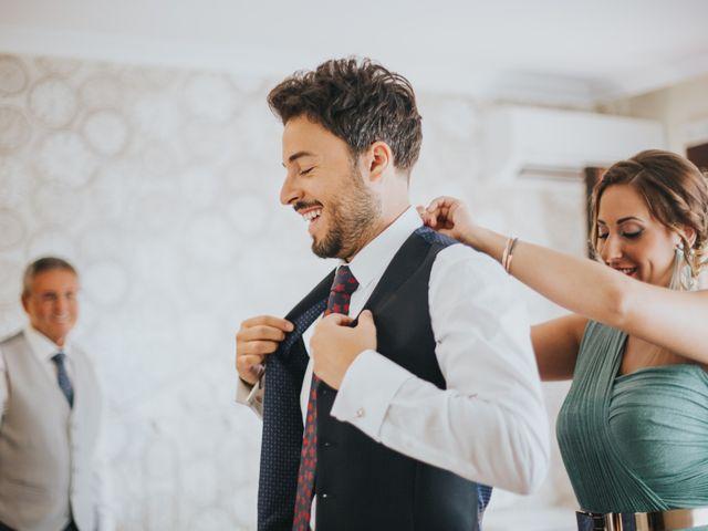 La boda de Javier y Adriana en Dénia, Alicante 5
