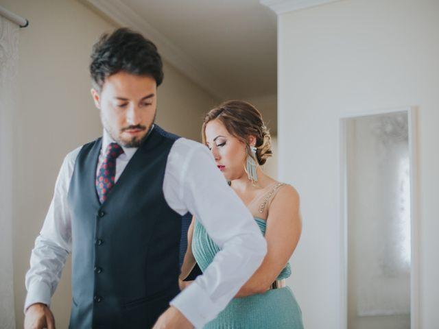 La boda de Javier y Adriana en Dénia, Alicante 6