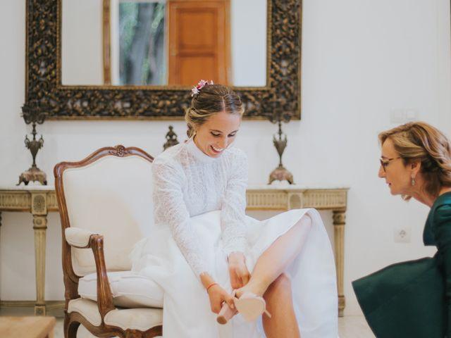 La boda de Javier y Adriana en Dénia, Alicante 19