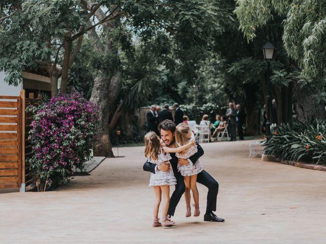 La boda de Javier y Adriana en Dénia, Alicante 21