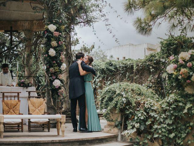 La boda de Javier y Adriana en Dénia, Alicante 26