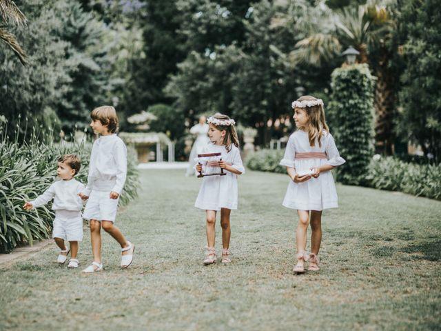 La boda de Javier y Adriana en Dénia, Alicante 27