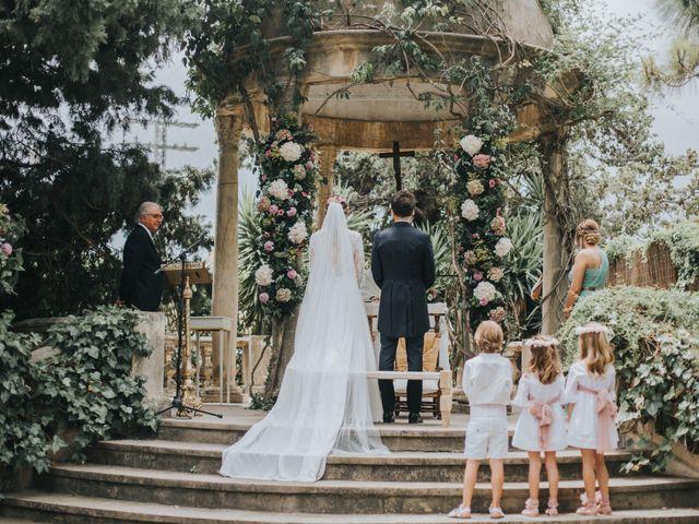 La boda de Javier y Adriana en Dénia, Alicante 35