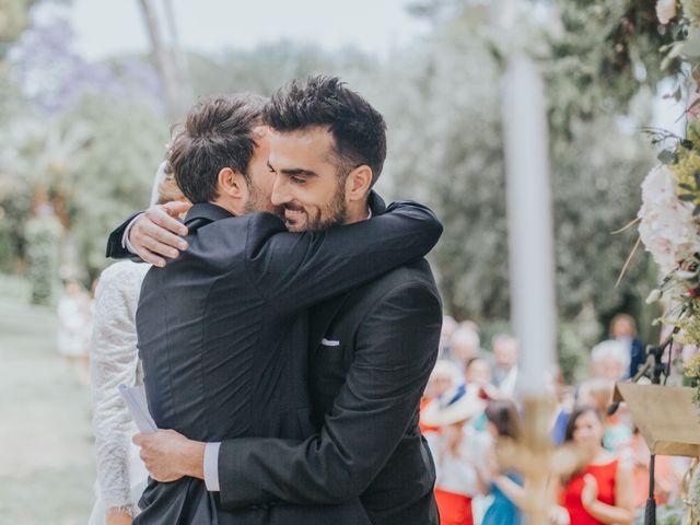 La boda de Javier y Adriana en Dénia, Alicante 49