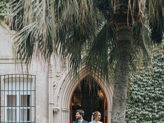 La boda de Javier y Adriana en Dénia, Alicante 60