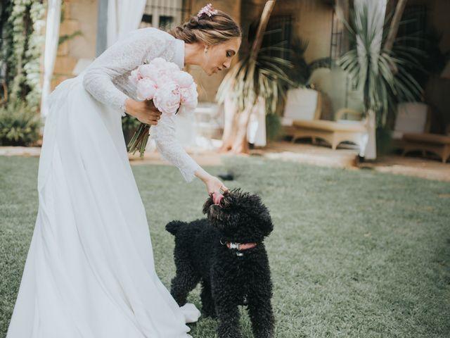 La boda de Javier y Adriana en Dénia, Alicante 70