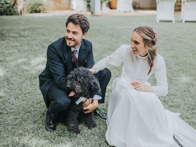 La boda de Javier y Adriana en Dénia, Alicante 74