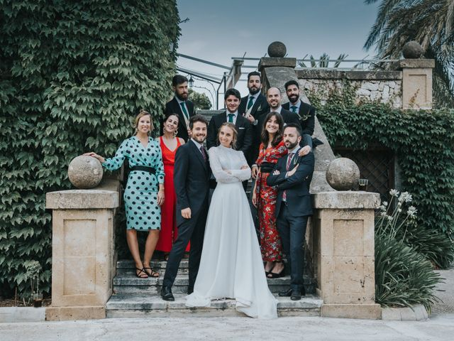La boda de Javier y Adriana en Dénia, Alicante 78