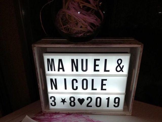 La boda de Manuel y Nicole en Ourense, Orense 5