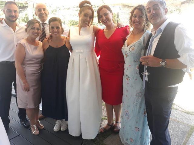 La boda de Manuel y Nicole en Ourense, Orense 9