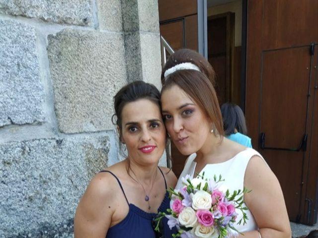 La boda de Manuel y Nicole en Ourense, Orense 11