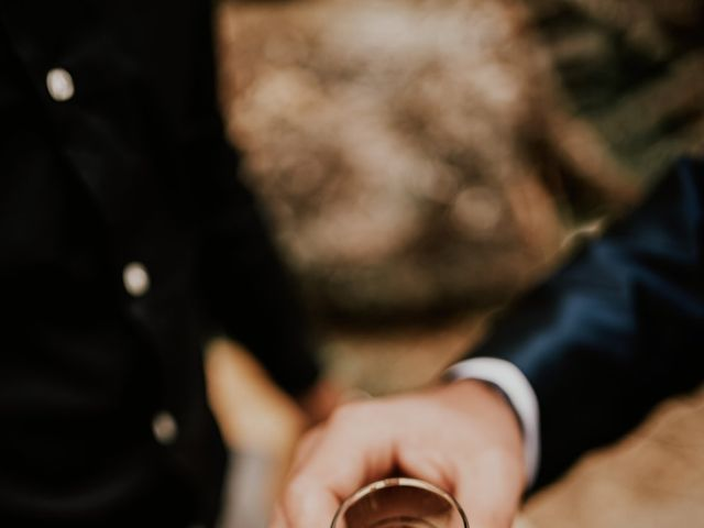 La boda de Nadia y Angel en Soutiño (Orense), Orense 38