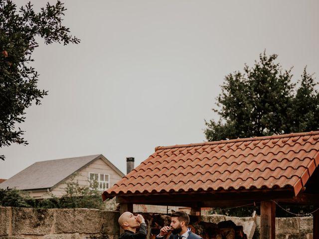 La boda de Nadia y Angel en Soutiño (Orense), Orense 39