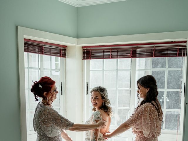 La boda de Nadia y Angel en Soutiño (Orense), Orense 54