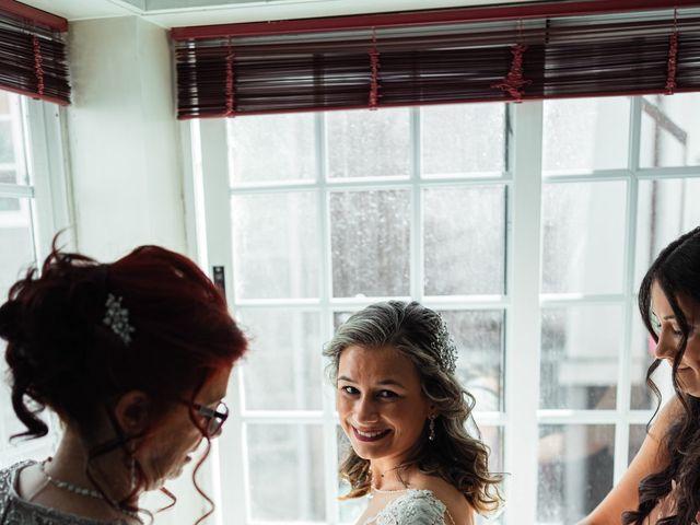 La boda de Nadia y Angel en Soutiño (Orense), Orense 55