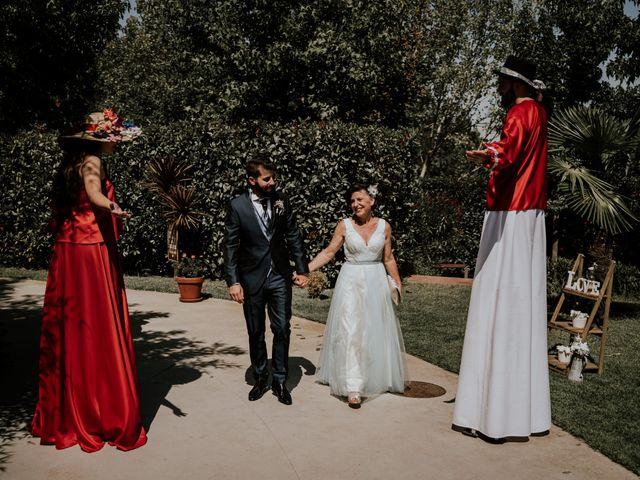 La boda de Nadia y Angel en Soutiño (Orense), Orense 65