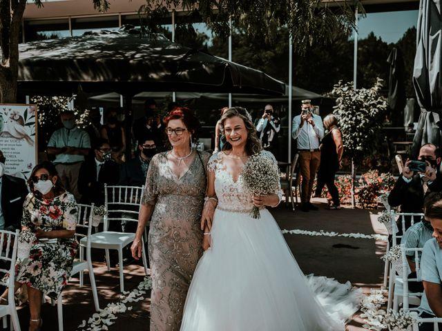 La boda de Nadia y Angel en Soutiño (Orense), Orense 66