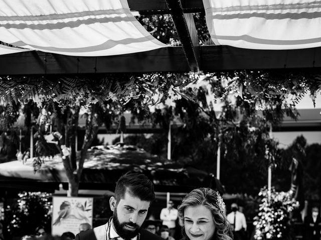 La boda de Nadia y Angel en Soutiño (Orense), Orense 67