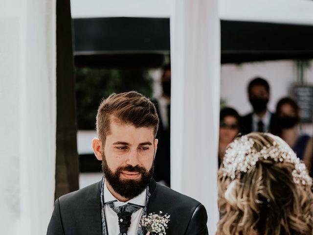 La boda de Nadia y Angel en Soutiño (Orense), Orense 69