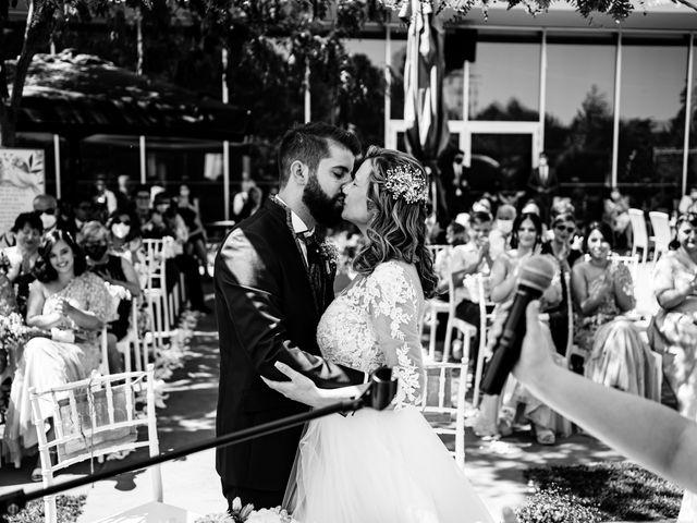 La boda de Nadia y Angel en Soutiño (Orense), Orense 71