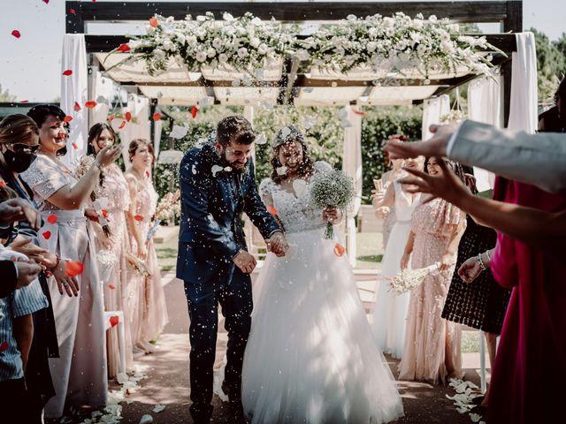 La boda de Nadia y Angel en Soutiño (Orense), Orense 72